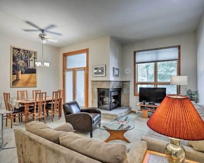 NEW! Vail Ski Nook w/Pool Access, Walk to the Lift - Cascade Village