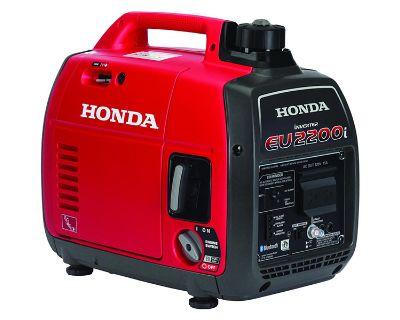 Honda Power Equipment EU2200i with CO-MINDER Generators Austin, MN