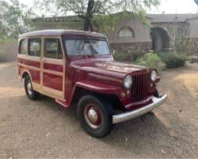 1946 Willys Jeep Wagon