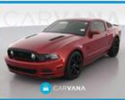 2014 Ford Mustang Red, 44K miles