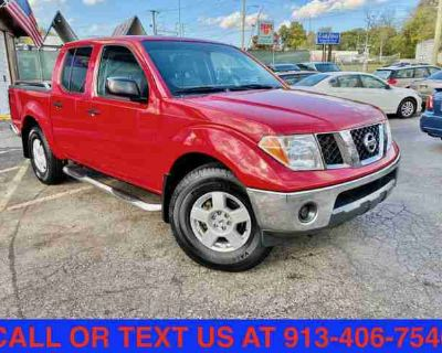 2006 Nissan Frontier Crew Cab for sale