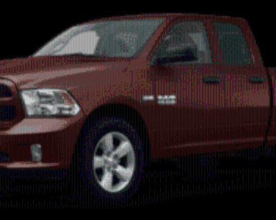 "2013 Ram 1500 Tradesman Regular Cab 8'2"" Box 2WD"