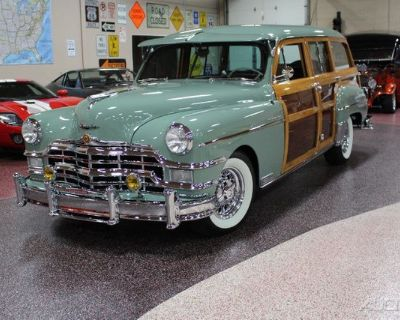 "1949 Chrysler Royal""Woodie"" Station Wagon"