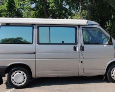 1995 Petrol Westfalia T4 Eurovan Weekender SYNCRO