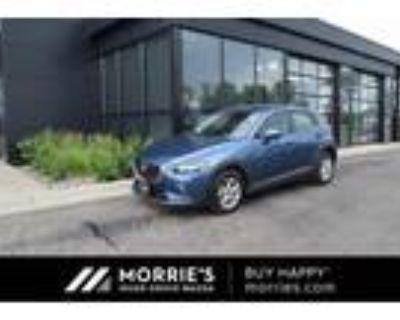 2018 Mazda CX-3 Blue, 37K miles