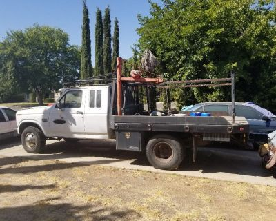 1986 ford flatbed custom flatbed TRADE offers over under