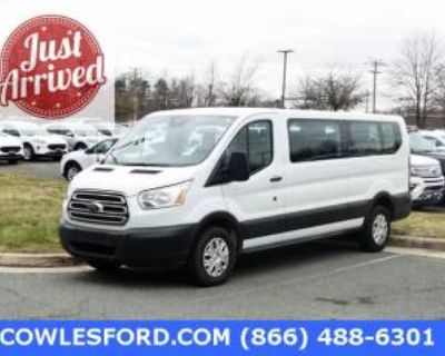"2019 Ford Transit Passenger Wagon T-350 XL with Sliding RH Door 148"" Low Roof"