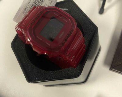 G-Shock Casio Watch