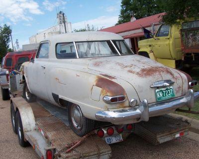 1947 Stutebaker Starlight Coupe
