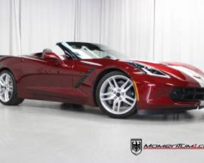 2019 Chevrolet Corvette Stingray 2LT Convertible