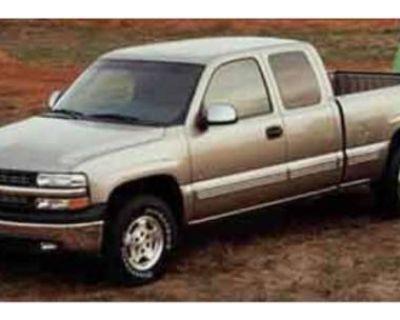 2002 Chevrolet Silverado 1500 LS