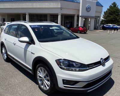 2018 Volkswagen Golf Alltrack SE