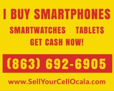 I Will Buy Your Unwanted Smartphone For Cash