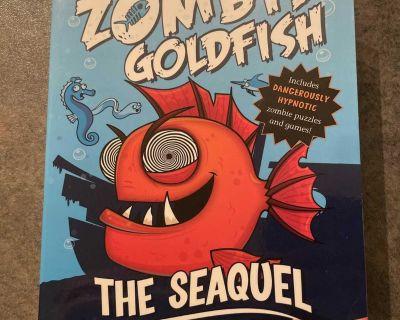 Book - zombie goldfish