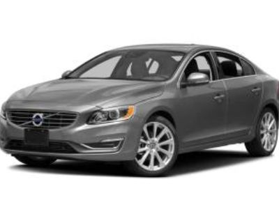 2018 Volvo S60 T5 Inscription Platinum FWD
