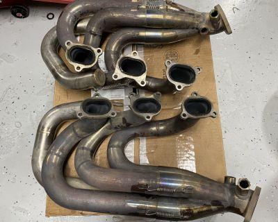 981 GT4 Dundon Race Headers