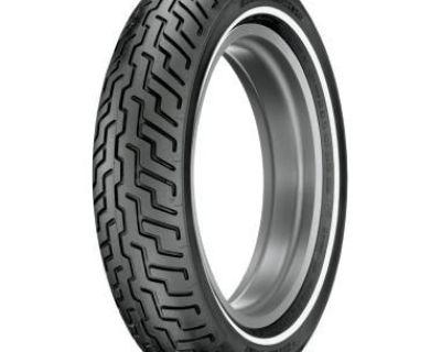 Harley Davidson Series Dunlop D402 Mt90b16 72h, Sws, Front Tire