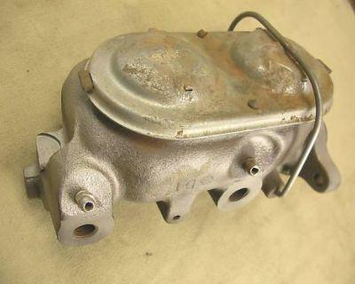 67 68 69 70 71 72 73 Corvette Brake Master Cylinder Pg 5460346 Delco 427 3x2