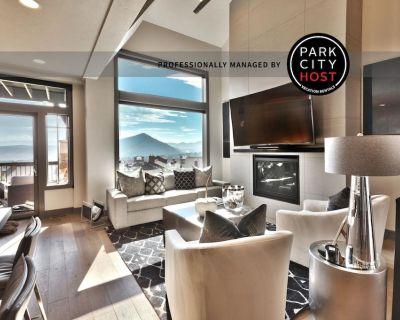 Luxury Park City Town-home, Gorgeous Views, Free shuttle to Gondola - Park City