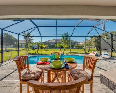 Villa de Grace - 4 BR Villa with heated pool/ ping pong and foosball table/ xBox - Pelican
