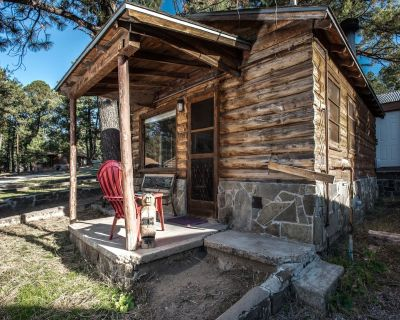 Set among tall Ponderosa pines, Apache Village 2 is located just a short distanc - Ruidoso