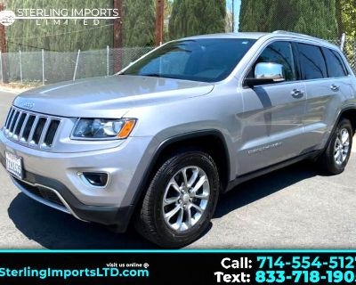 Used 2014 Jeep Grand Cherokee Limited 2WD