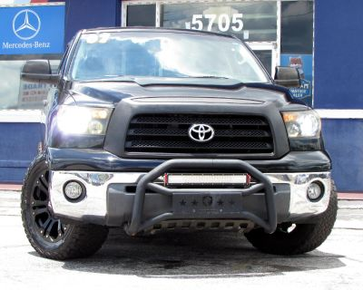 "2007 Toyota Tundra 2WD Double 145.7"" 4.7L V8 SR5 (Natl"