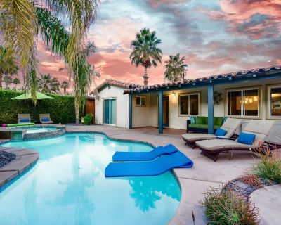 Warm Sands Oasis | 2 Master Suites, Private Pool, Hot Tub & Outdoor Fireplace - Warm Sands