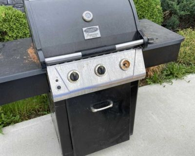 Used Vermont Castings BBQ