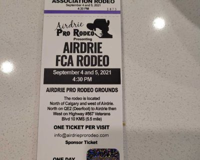 Airdrie Pro Rodeo