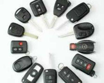 Locksmith , Car Key Made //lock Out //add Key //lost Key //copy Key