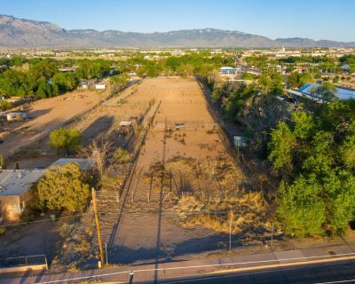 Rare opportunity to purchase 8.11 acres in the North Valley community