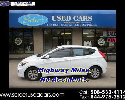 2016 Hyundai Accent SE 4-Door Hatchback