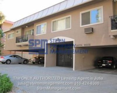 10776 Rose Ave #9, Los Angeles, CA 90034 3 Bedroom Apartment