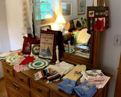 Greenfield Vintage Family Home Estate Sale & Online Sale Preview