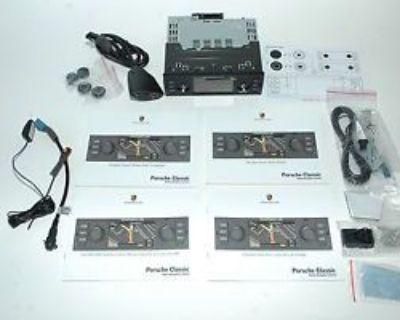 Porsche 911 T E S Classic Radio Navigation System 91164529100
