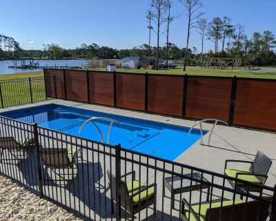 New Pool and Dock for Southern Outer Banks Family Fun - Straits Township