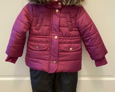 Carter s Winter Coat and Snow Pants