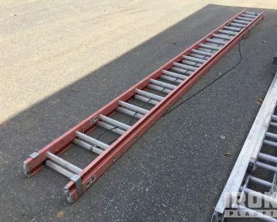 2015 (unverified) Louisville FE3240 Extension Ladder