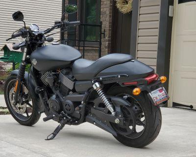 2015 Harley-Davidson XR750