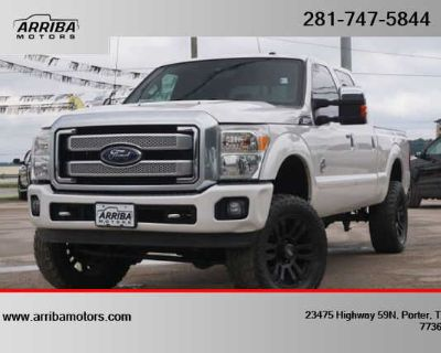 2014 Ford F250 Super Duty Crew Cab for sale