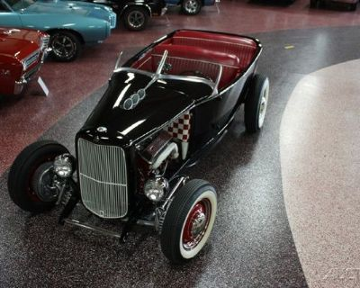"""1930 Ford Model A Roadster By """"Chip Foos Roadster By """"Chip Foose"""""""