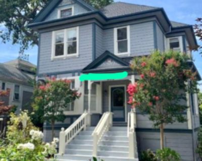 FURNISHED SPACIOUS HOUSE IN DOWNTOWN PALO ALTO
