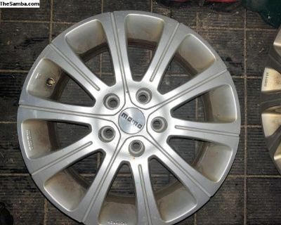 Vanagon Alloy Wheels 16x6.5