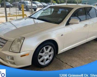2005 Cadillac STS Standard