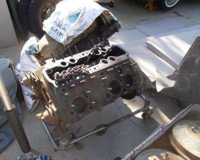 59 Ab Ford 1948 Flathead Engine Rat Hot Rod Gasser V8 Bonneville Deuce 1932 1934