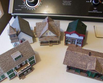 5 Hallmark Hall of Fame Buildings Hays