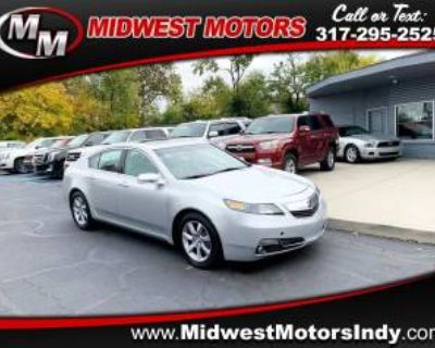 2013 Acura TL FWD Automatic with Technology Package