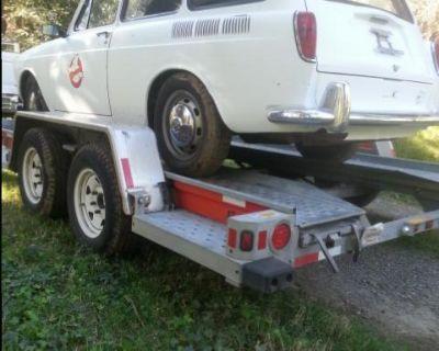 [WTB] 1966 clean rust free squareback body or roller