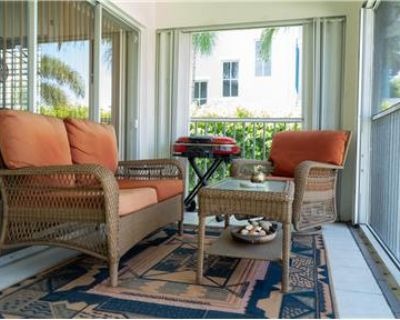 FURNISHED 2/2 CONDO ON BEACH IN DOWNTOWN DELRA